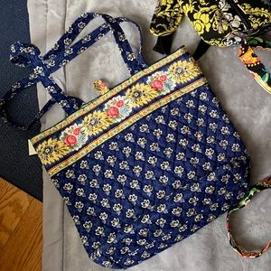 Pre loved Vera Bradley vintaged/retired bag.